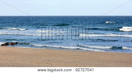 North Sea Island Of Sylt Germany