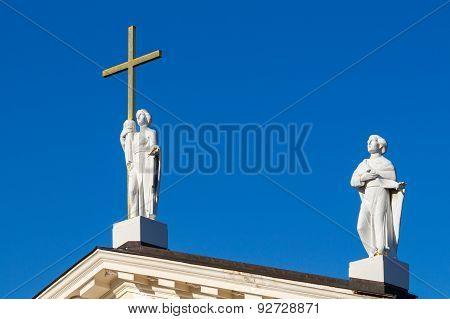 Vilnius. Cathedral.