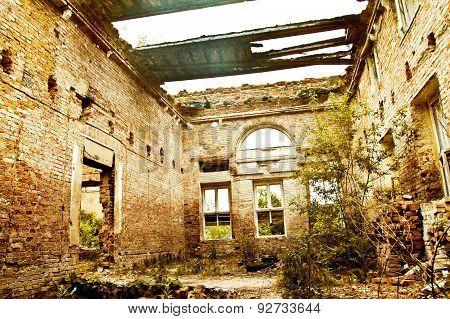 Abandoned Place.