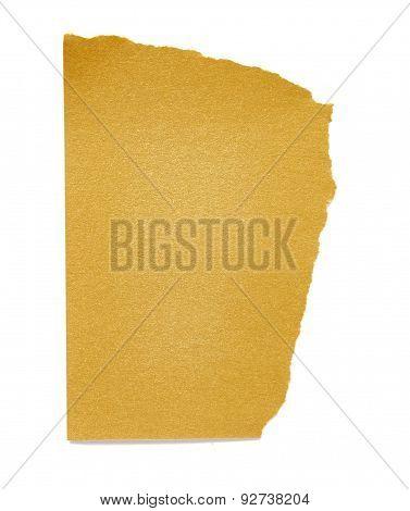 Coloured Nacre Paper