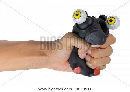 Funny Kunststoff Schwein toy