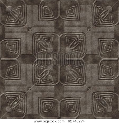 Stone Pattern Generated Seamless Texture
