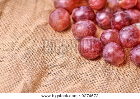 Nature Background Of Grapes