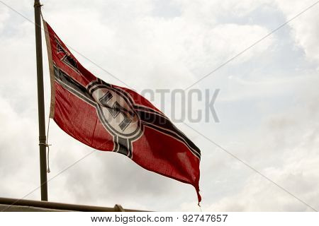 Nazi Germany Flag