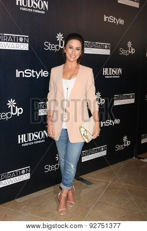 LOS ANGELES - JUN 5:  Lacey Chabert at the Step Up Women's Network 12th Annual Inspiration Awards at the Beverly Hilton Hotel on June 5, 2015 in Beverly Hills, CA