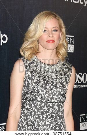 LOS ANGELES - JUN 5:  Elizabeth Banks at the Step Up Women's Network 12th Annual Inspiration Awards at the Beverly Hilton Hotel on June 5, 2015 in Beverly Hills, CA