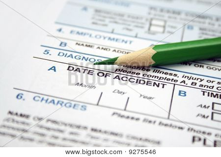 Accident date