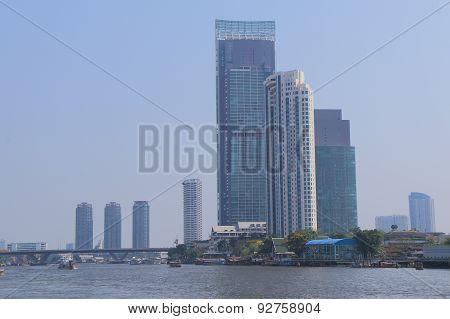 Skyscraper Bangkok Thailand