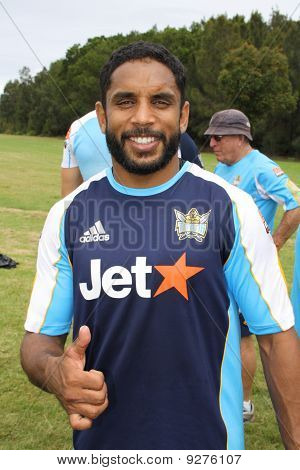 Preston Campbell- Gold Coast Titans