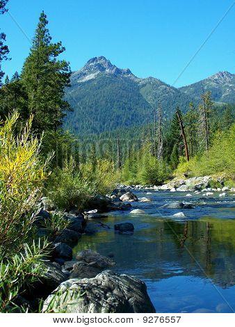 Trinity River, Trinity Alps