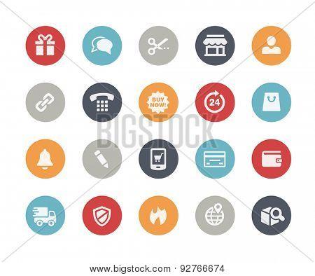 e-Shop Icons // Classics Series