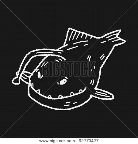 Lantern Fish Doodle