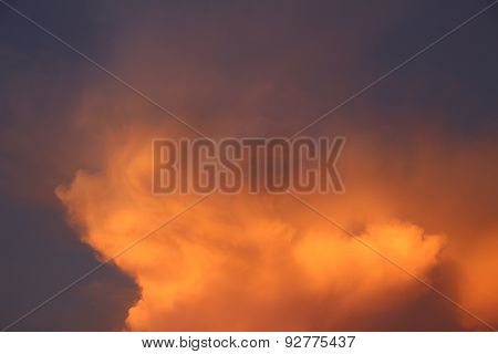 Fire cloud
