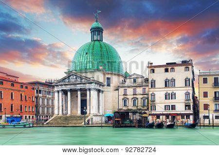 Venice - San Simeone Piccolo