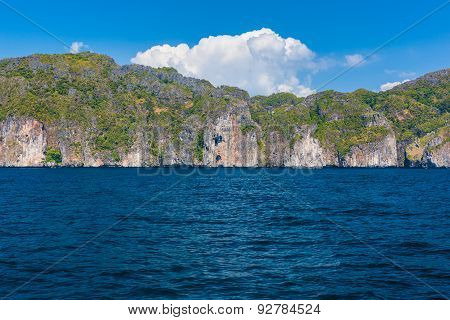 Tropical Cliff