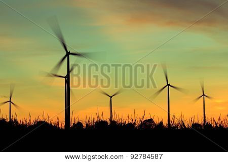 Wind Turbine Power Generator