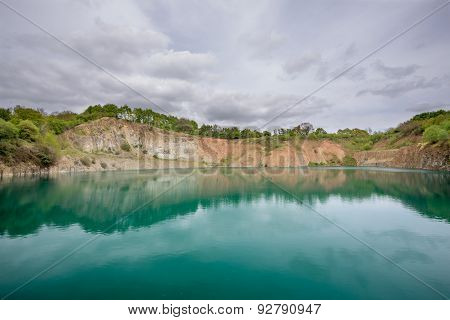 Worked Out Quarry