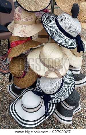 Retro Fashion Women's Hats