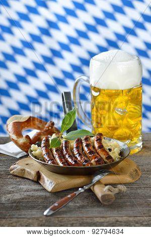 Bavarian cuisine
