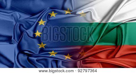 European Union and Bulgaria.