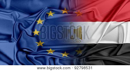 European Union and Egypt.
