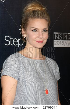 LOS ANGELES - JUN 5:  Rhea Seehorn at the Step Up Women's Network 12th Annual Inspiration Awards at the Beverly Hilton Hotel on June 5, 2015 in Beverly Hills, CA