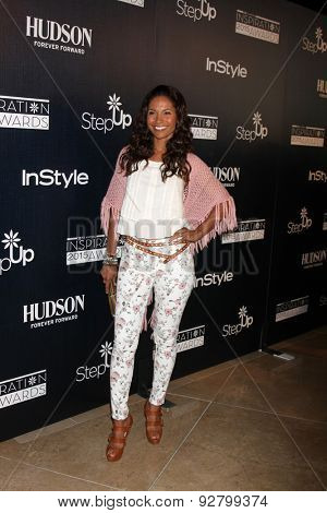 LOS ANGELES - JUN 5:  Salli Richardson-Whitfield at the Step Up Women's Network 12th Annual Inspiration Awards at the Beverly Hilton Hotel on June 5, 2015 in Beverly Hills, CA