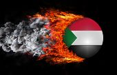 picture of sudan  - Concept of speed  - JPG