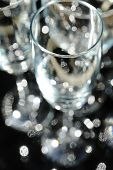 picture of champagne glass  - background champagne glasses - JPG