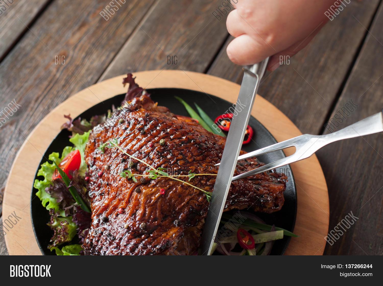 Amazoncom Rosle Digital Roasting Thermometer Meat