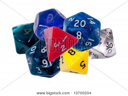 Roleplaying dices