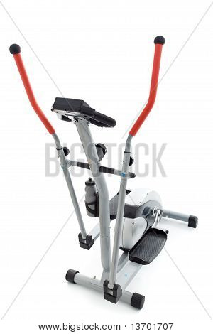 Fittness Exercise Device - Isolated