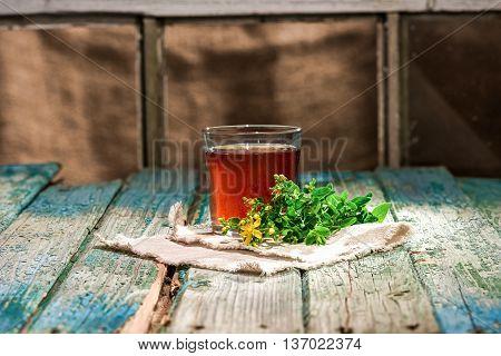 Herbal Summer Tea