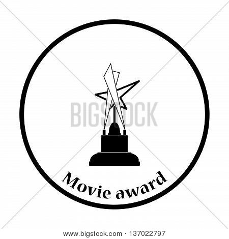 Cinema Award Icon