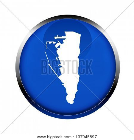 Gibraltar map button in the colors of the European Union.