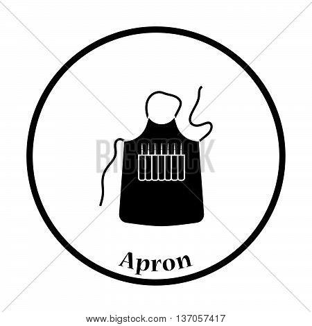 Artist Apron Icon