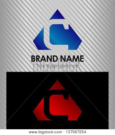 Letter C Letter C template design vector