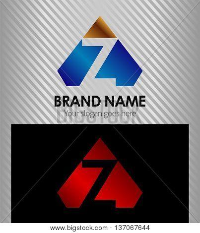 Letter Z Letter Z template design vector