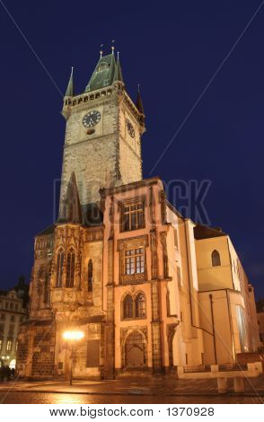 Prague Town Hall - Rathaus