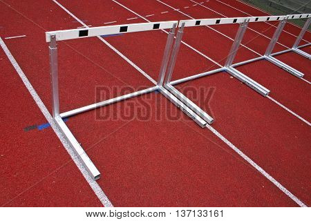 Hurdles Athletic Stadion - 2