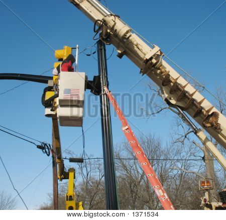 Line Worker