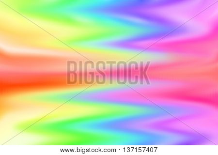 Abstract graphic paint rainbow colorful background. Wave color pattern background.