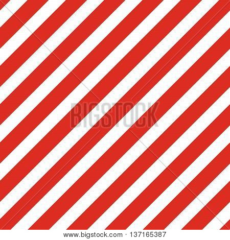 Patriotic USA seamless pattern. American flag symbols and colors. Background for 4th july USA independence day. Red and white diagonal stripes.