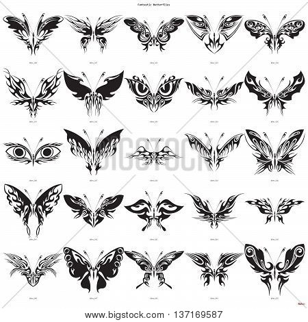 Fantastic Butterflies 26-50