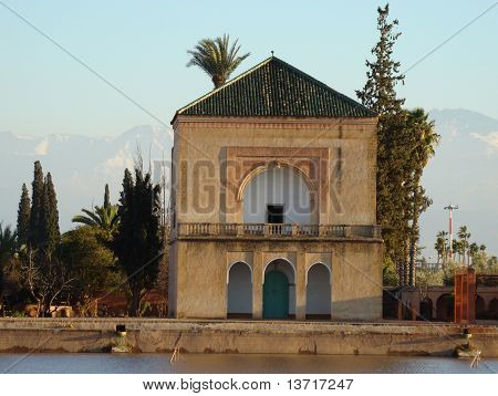 Marrakech - Le Menara