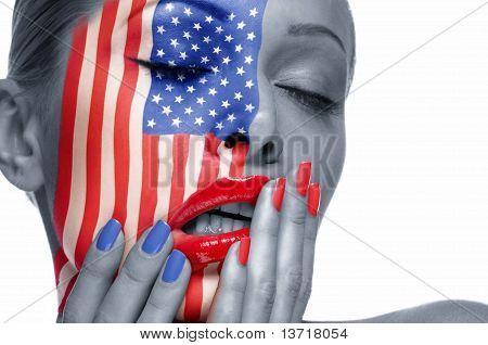 Mulher americana