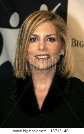 Dawn Ostroff at the Big Brothers Big Sisters of greater Los Angeles 'Rising Stars' 2004 Gala at the Beverly Hilton Hotel in Beverly Hills, USA on November 11, 2004.