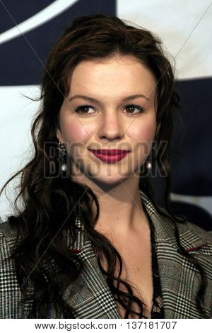 Amber Tamblyn at the Big Brothers Big Sisters of greater Los Angeles 'Rising Stars' 2004 Gala at the Beverly Hilton Hotel in Beverly Hills, USA on November 11, 2004.