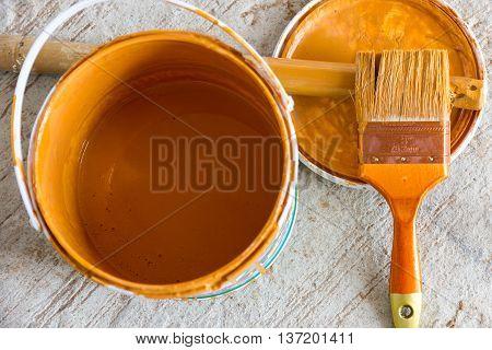 make color paint on siding Fiber Cement Board