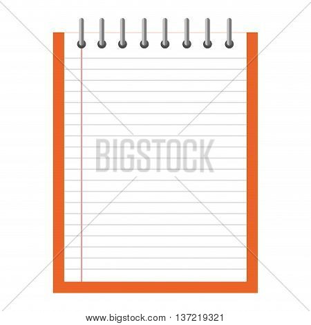 Document or simply sheet flat icon, vector illustration graphic design.